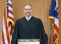 Judge Thomas J. Elwell Jr.